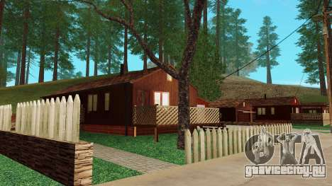 Домик в деревне для GTA San Andreas четвёртый скриншот