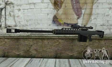 GTA V Heavy sniper для GTA San Andreas