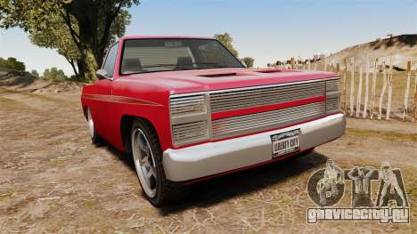 Rancher Lowride для GTA 4
