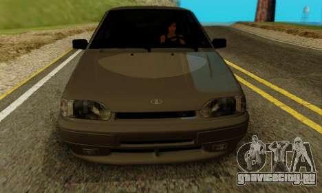 ВАЗ 2115 Универсал для GTA San Andreas вид слева