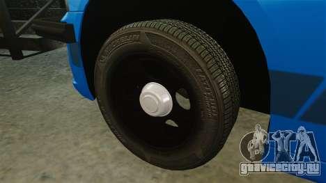 Dodge Charger 2013 LCPD [ELS] для GTA 4 вид изнутри