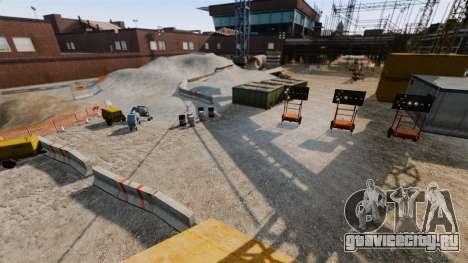 Внедорожный трек для GTA 4 четвёртый скриншот
