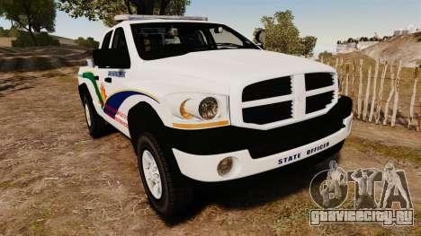 Dodge Ram 2500 2006 DACS [ELS] для GTA 4