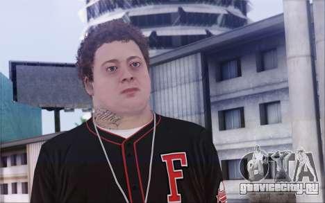 Jimmy De Santa для GTA San Andreas