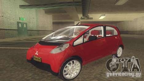 Mitsubishi i MiEV для GTA San Andreas