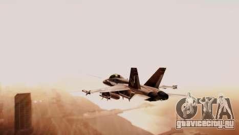 ENBSeries By AVATAR 4.0 Final для GTA San Andreas второй скриншот