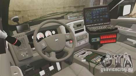 Dodge Ram 2500 2006 DACS [ELS] для GTA 4 вид сзади