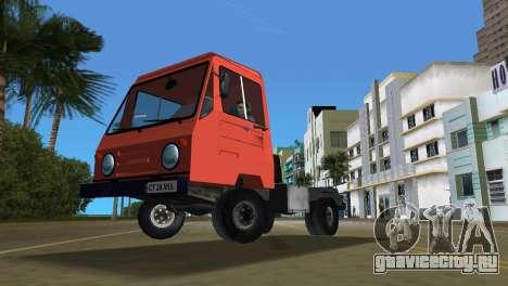 Multicar для GTA Vice City вид снизу