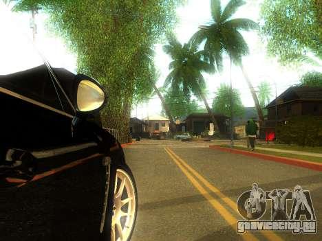 New Grove Street v2.0 для GTA San Andreas четвёртый скриншот