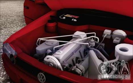 Volkswagen Parati SPS Club для GTA San Andreas вид сбоку