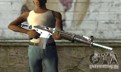 Galil для GTA San Andreas третий скриншот