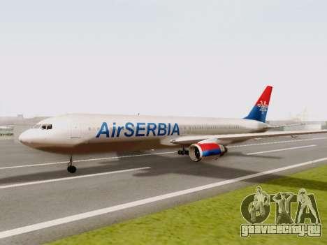 Boeing 767-300 для GTA San Andreas