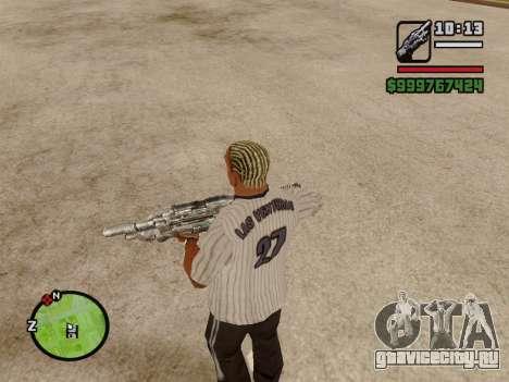 М-99 Сабля v.2 для GTA San Andreas седьмой скриншот