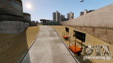 Внедорожный трек v2 для GTA 4 одинадцатый скриншот