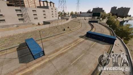 Трек -The Challenge Accepted- для GTA 4 пятый скриншот