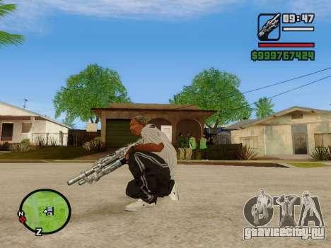 М-99 Сабля v.2 для GTA San Andreas пятый скриншот