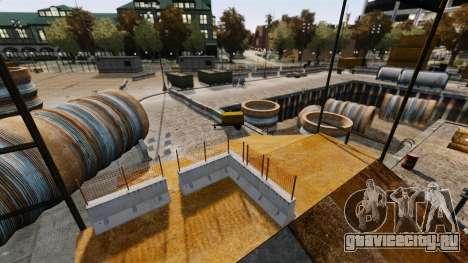 Внедорожный трек для GTA 4 седьмой скриншот