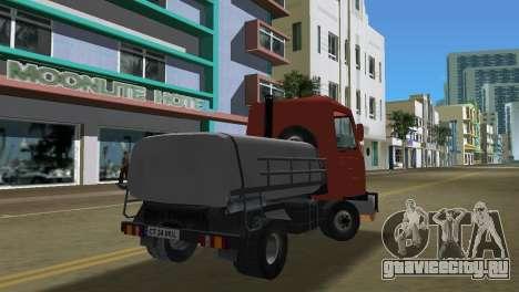 Multicar для GTA Vice City вид сзади слева