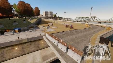 Внедорожный трек v2 для GTA 4 десятый скриншот