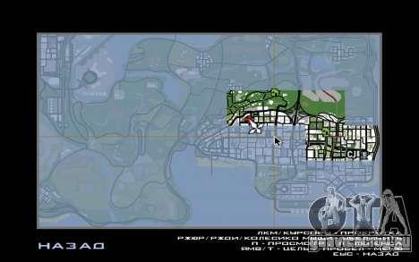 Посетить могилу матери для GTA San Andreas третий скриншот