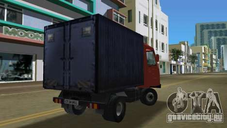 Multicar для GTA Vice City вид слева