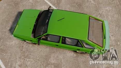 FSO Polonez Caro 1.4 GLI 16V для GTA 4 вид справа