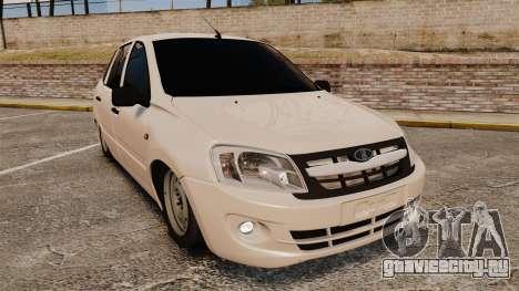ВАЗ-2190 Lada Granta для GTA 4