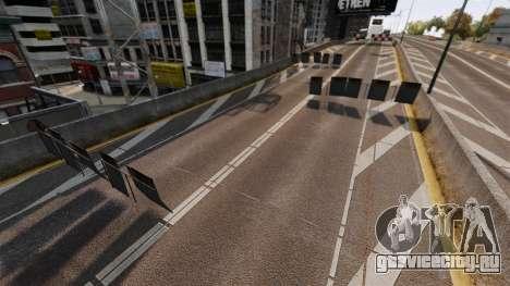 Трек -The Challenge Accepted- для GTA 4 третий скриншот