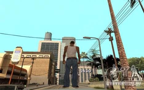 Изменение дальности прорисовки для GTA San Andreas второй скриншот