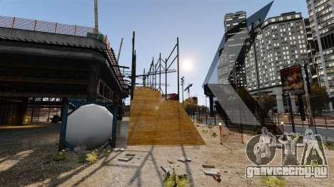 Внедорожный трек для GTA 4 третий скриншот