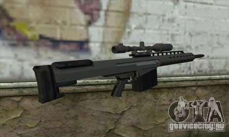 GTA V Heavy sniper для GTA San Andreas второй скриншот