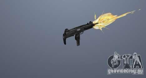 Пистолет-пулемёт UZI для GTA San Andreas двенадцатый скриншот