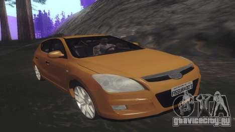 Hyundai i30 для GTA San Andreas