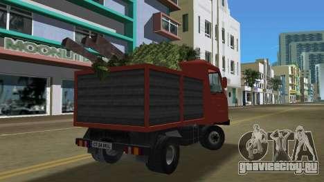 Multicar для GTA Vice City вид сзади