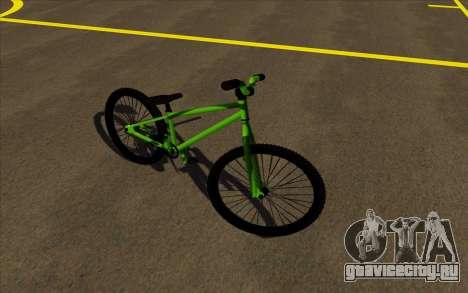 Street MTB bike для GTA San Andreas