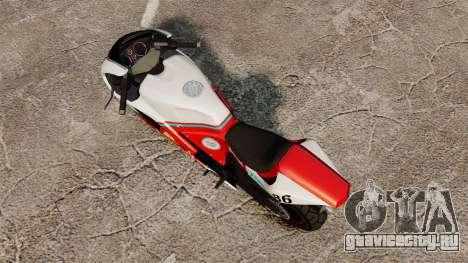 GTA IV TBoGT Pegassi Bati 800 для GTA 4 вид сзади слева