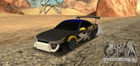 Nissan Silvia S15 Drift Industry для GTA San Andreas