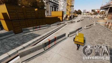 Внедорожный трек для GTA 4 восьмой скриншот