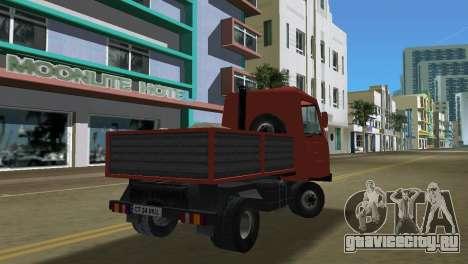 Multicar для GTA Vice City вид сбоку