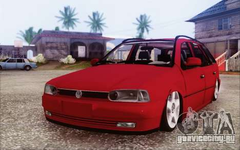 Volkswagen Parati SPS Club для GTA San Andreas
