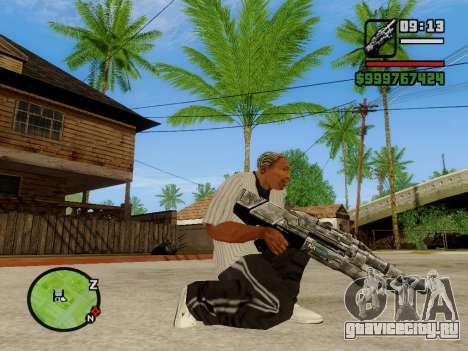 М-99 Сабля v.2 для GTA San Andreas третий скриншот
