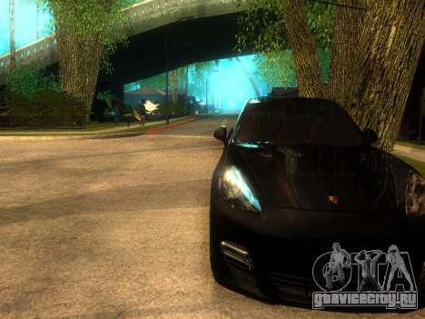 New Grove Street v2.0 для GTA San Andreas третий скриншот