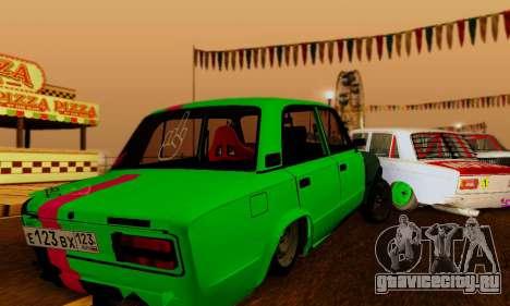 BMWAZ для GTA San Andreas вид справа