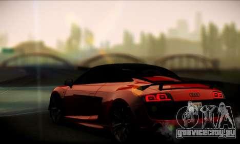 ENBSeries By AVATAR 4.0 Final для GTA San Andreas третий скриншот