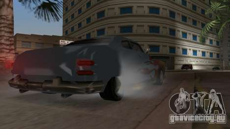 Hermes GTA VCS для GTA Vice City вид справа
