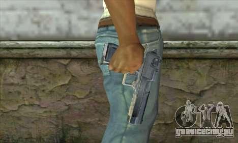 Пистолет из S.T.A.L.K.E.R. для GTA San Andreas третий скриншот