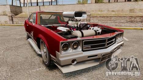 Declasse SabreGT Mexican Style для GTA 4