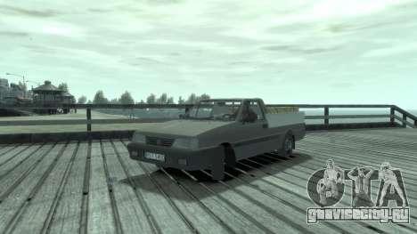 Daewoo-FSO ST 2000 для GTA 4