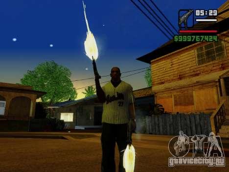 Пистолет-пулемёт UZI для GTA San Andreas десятый скриншот