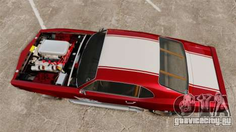 Declasse SabreGT Mexican Style для GTA 4 вид справа